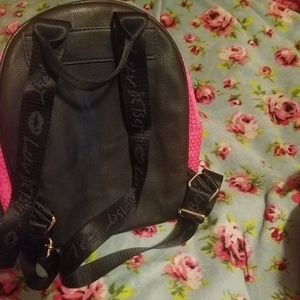 Betsey Johnson Bags - Betsey Johnson back pack
